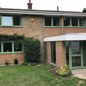bifold door and windows