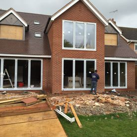 bifold door installation